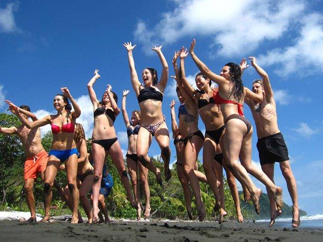 21 Days 200-Hour YTT in Samasati, Costa Rica