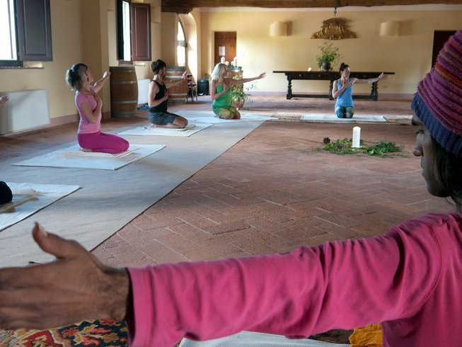 5 Days Body, Mind and Soul Detox Yoga Retreat Italy