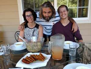 4 Days Vegan Cuisine, Meditation and Yoga Retreat California.