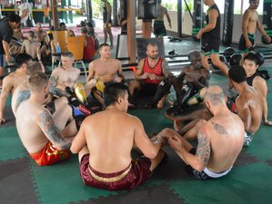 7 Days Muay Thai Camp in Thailand