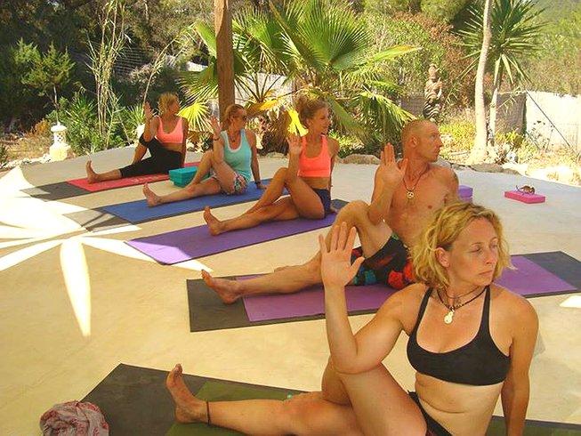 25 Days 300-Hour Advanced Yoga Teacher Training in Ibiza, Spain