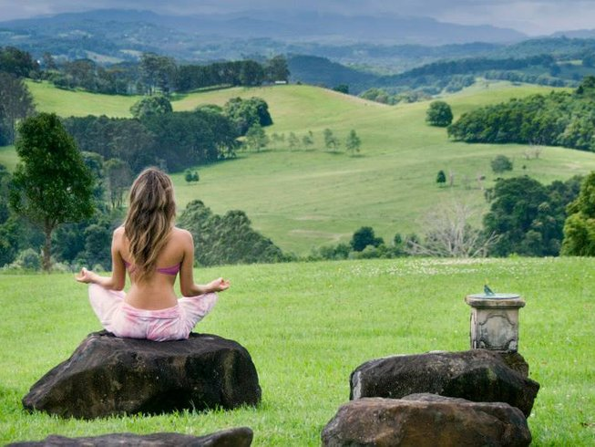 4 Days Luxury Spa and Yoga Holiday in NSW, Australia
