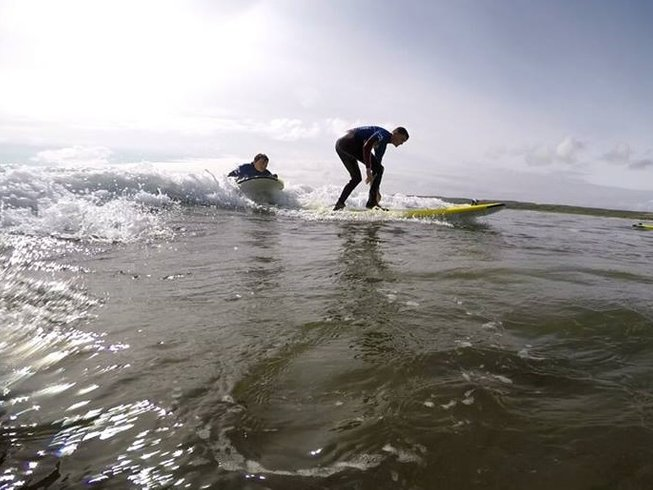 3 Days Weekend Surf Camp Ireland
