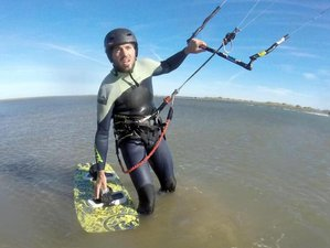 5 Day of 6 Hours Kite Lessons in San Carlos de la Ràpita, Tarragona