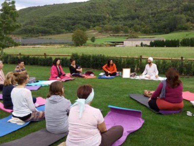 5 días retiro de yoga, aventura y naturaleza en el Pirineo catalán, España
