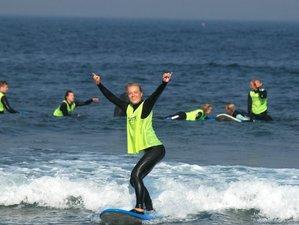 3 Days Bronze Surfer Surf Camp Ericeira, Portugal