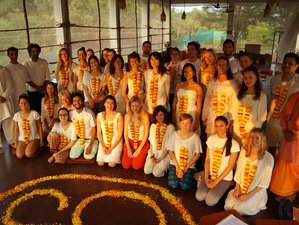 24 Day 200-Hour Hatha & Ashtanga Vinyasa Yoga Teacher Training Course In Dharamshala