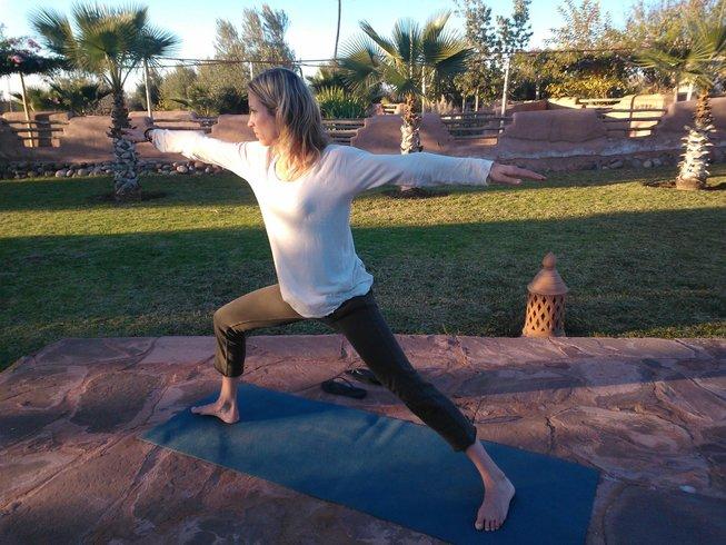 7 días edificante retiro de yoga en Marrakech, Marruecos