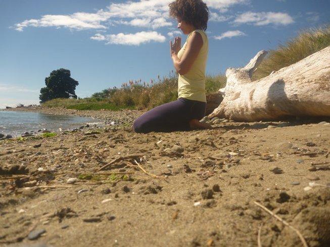 7 jours en stage de yoga et aventure en Tasmanie, Nouvelle-Zélande