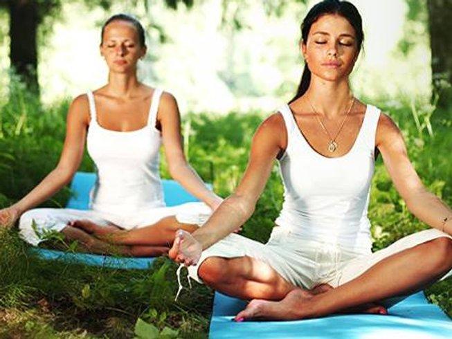 8 Days Raw Food Detox and Yoga Retreat Israel