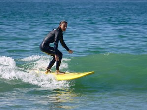 8 Days Surf Coaching Holiday in Aourir, Agadir-Ida Ou Tanane, Morocco