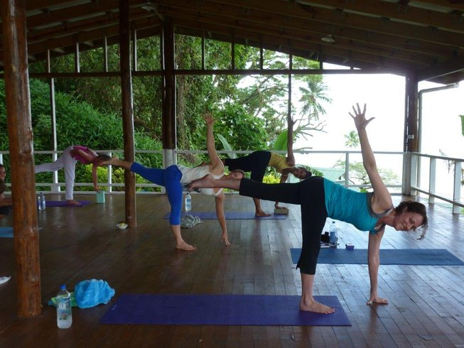 8 días retiro de yoga en Savusavu, Fiji