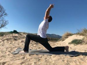 3 días de yoga terapia y meditación en la playa de Cullera, Valencia