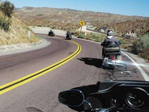 9 Days Harley-Davidson California Motorcycle Tour