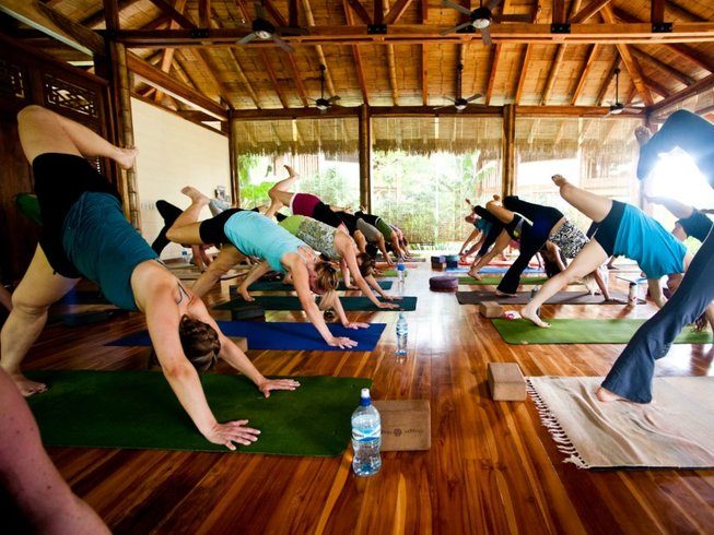 6 Days Surf and Yoga Holiday in Costa Rica