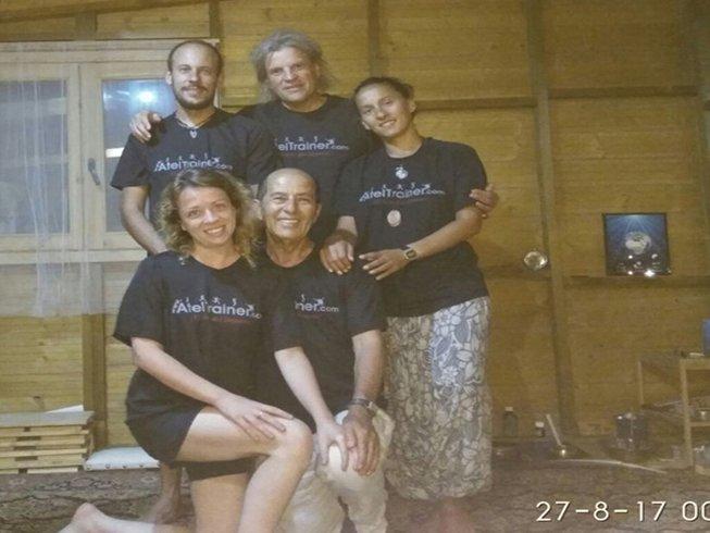 8 Days Ancestral Healing Autumn Spiritual Yoga Retreat in Hortunas, Spain