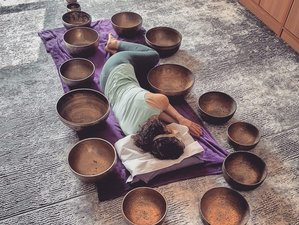 4 Day Pranava Sound Healing Wellness Retreat in South Brent, Devon