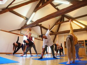 3 Day In Depth Yoga Retreat in Septon-Durbuy, the Ardennes