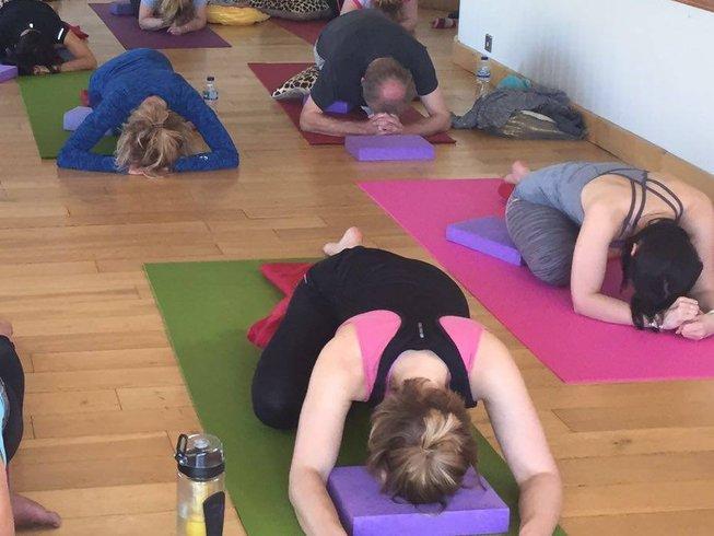 3 jours en retraite de yoga, écriture et méditation en Angleterre