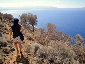 8 Days Hiking and Yoga Private Tour Crete Island, Greece
