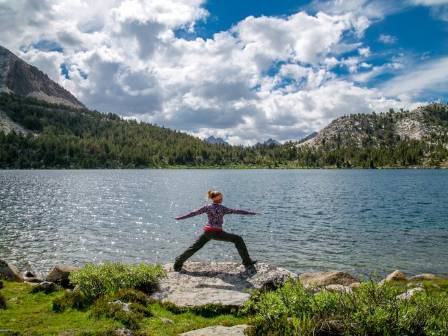 4 Days Yoga Retreat in California