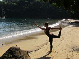 6 días retiro de yoga en una casa de playa de Ilha Grande, Brazil