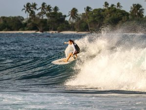 6 Days Unforgettable Surf Experience with Daily Boat Trips in Himmafushi, Maldives