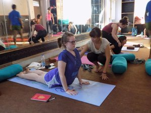 26 Day 200 Hour Vinyasa Flow Yoga Teacher Training in Rishikesh