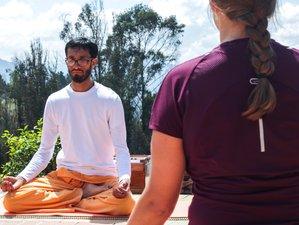 5 días de retiro de meditación, yoga, bienestar, espiritualidad, y transformación emocional en Sesquilé