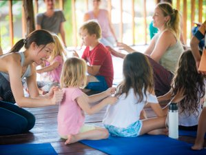 10 Days Certified Children's Yoga Teacher Training in Koh Lanta, Thailand