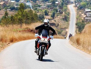 15 Days Guided Motorcycle Tour Madagascar