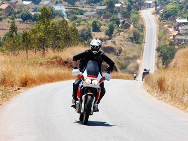 15 Days Guided Motorcycle Tour in Madagascar