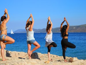 7 Day Integrated Holistic Yoga Lifestyle Program in Dol Sveta Ana, Hvar