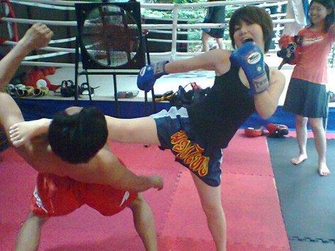 Thai Training Camps 15 Days of Muay Thai Training