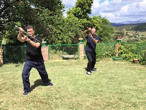3 Days & 2 nights Tai Chi, Qi Gong at Cottage Private40.000 sqm Ranch in Andalusia, Spain.