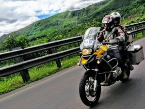 10 Day BMW Adventure and Hill Tribe Guided Motorcycle Tour in Cambodia