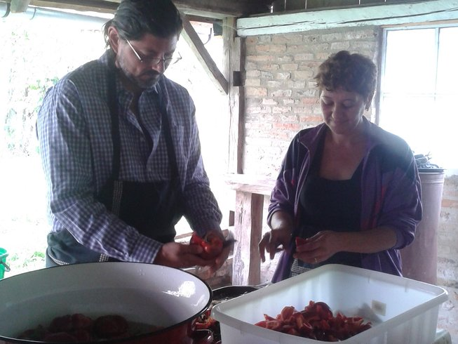 5 Days Cooking Holiday on Transylvanian Food Preserving