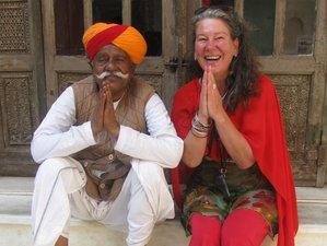 21-Daagse Yoga Reis naar Rajasthan met Bezoek aan Taj Mahal, India