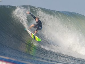 8 Days Thrilling Surf Camp in El Cuco, El Salvador