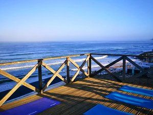 6 Days Integral Yoga Retreat by the Sea in Lourinhã, Portugal