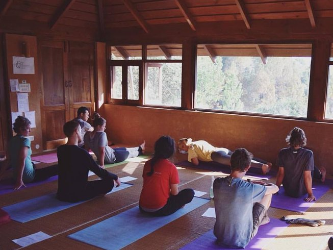 5 Days Walking and Yoga Retreat France