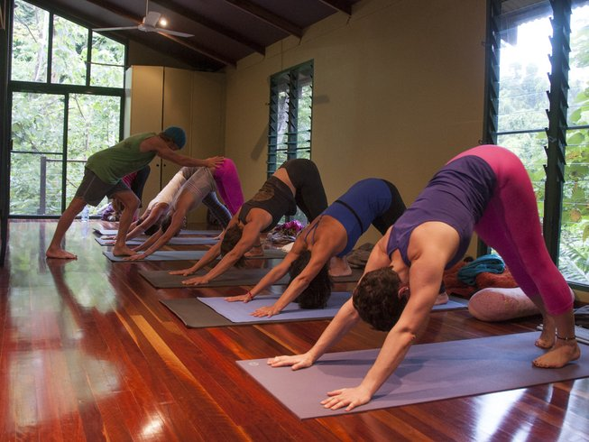 25 Days 200-Hour Yoga Teacher Training in Australia
