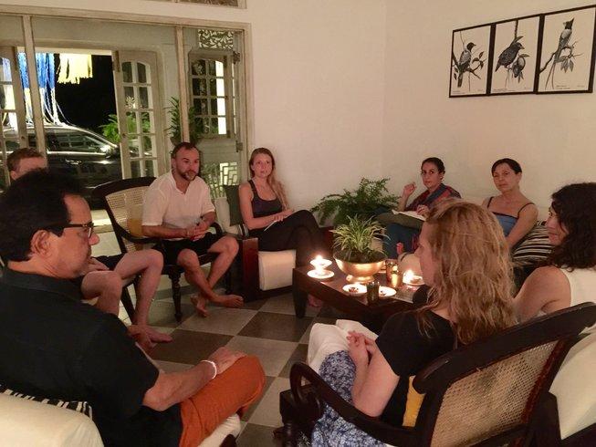8 Tage Grundlegender Ayurveda Kurs mit Meditation und Yoga in Kalutara, Sri Lanka