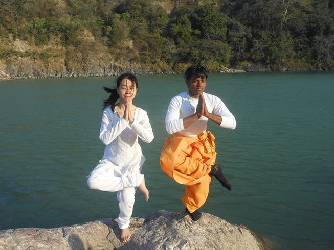 42 Days 300-Hour YTT in Rishikesh, India