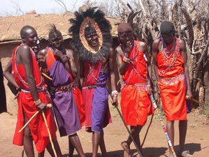 10 Days Cultural Safari Adventure in Kenya