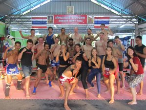 2 Days Experience Muay Thai Training in Ao Nang, Thailand