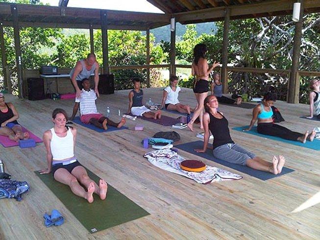 8 Days Tribal Moon and Yoga Retreat in Roatan, Honduras