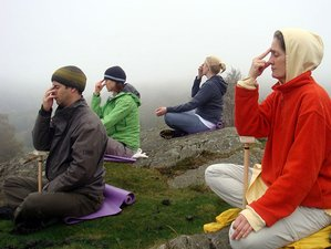 4 Days Summer Solstice Weekend Yoga and Meditation Retreat in West Linton, Scotland