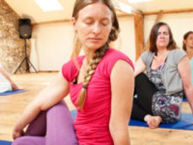 8 jours en retraite de yoga et méditation pour un nouveau départ au nouvel an, Tyrol autrichien