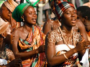 12 Days Women African Drumming and Dancing Yoga Holiday in Cape Coast, Ghana